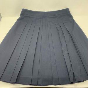 NWT Theory Pleated HAIDIN Skirt